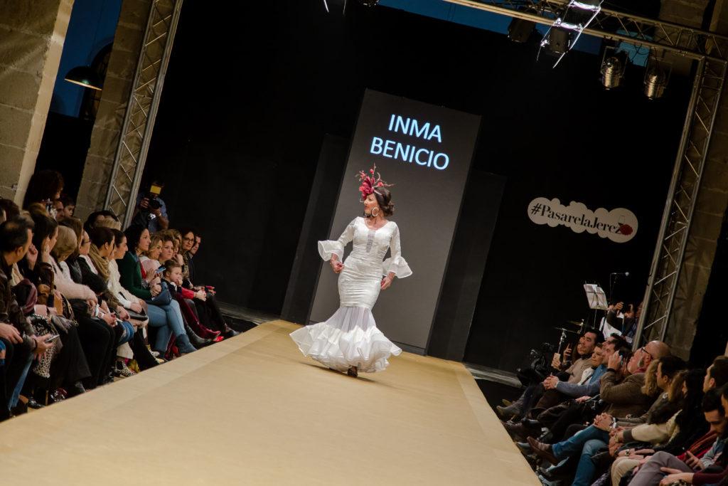 Pasarela Flamenca Jerez con Inma Benicio