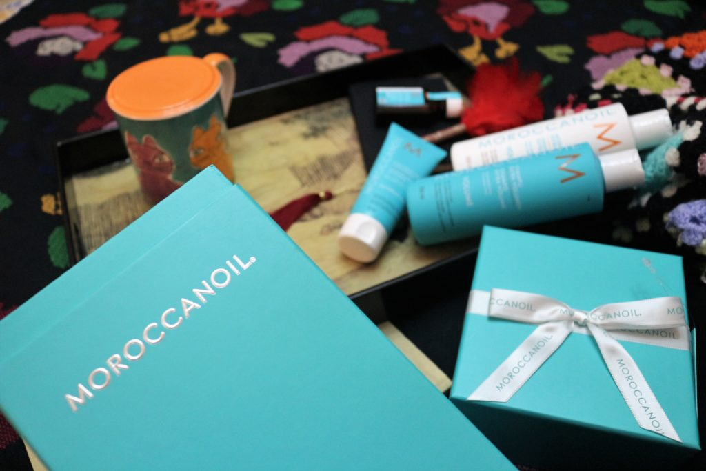 Regala… Box Moroccanoils